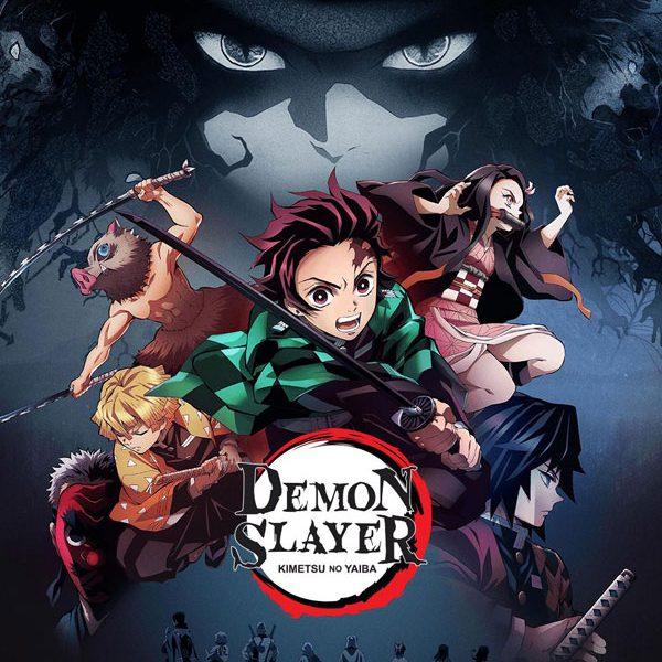 Demon Slayer, série animée Japonaise