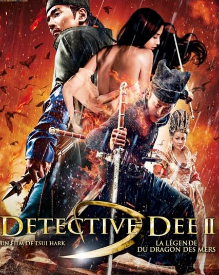 Detective Dee II : La Légende du Dragon des Mers réalisé par Tsui Hark