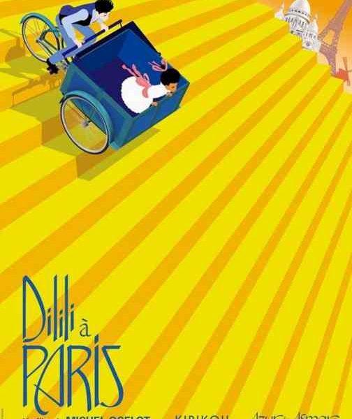 Dilili à Paris réalisé par Michel Ocelot