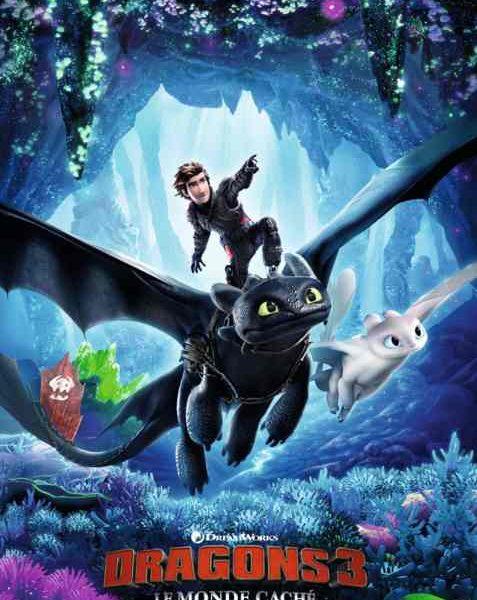 Dragons 3 : Le monde caché réalisé par Dean DeBlois