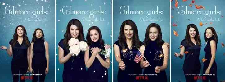 Gilmore Girls : une nouvelle année sur Netflix