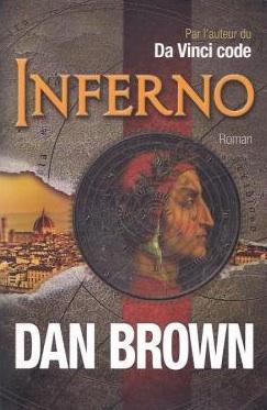 Inferno écrit par Dan Brown