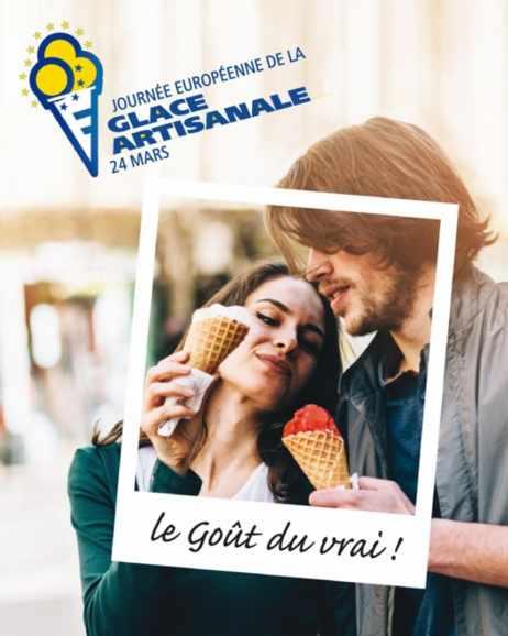 Journée Européenne de la Glace Artisanale