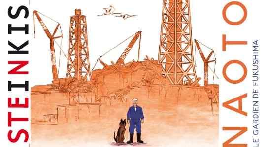 Naoto – Le gardien de Fukushima par Fabien Grolleau et Ewen Blain