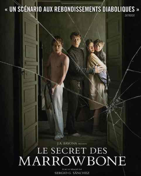 Le Secret des Marrowbone réalisé par Sergio G. Sánchez