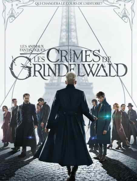 Les Animaux Fantastiques 2 : Les Crimes de Grindelwald réalisé par David Yates