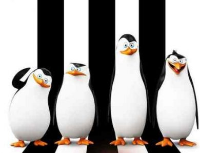 Les Pingouins de Madagascar réalisé par Simon J. Smith et Eric Darnell