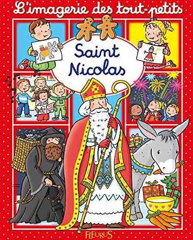 L'imagerie des tout-petits : Saint Nicolas écrit par Emilie Beaumont