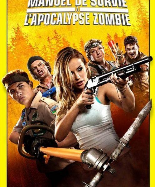 Manuel de survie à l'apocalypse zombie réalisé par Christopher Landon