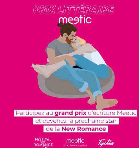 Pour la première fois, Fyctia s'associe à Meetic pour un concours incroyable