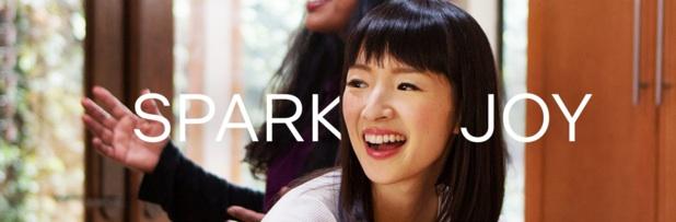 Sparking Joy with Marie Kondo sera diffusé dès cet été 2021 sur Netflix