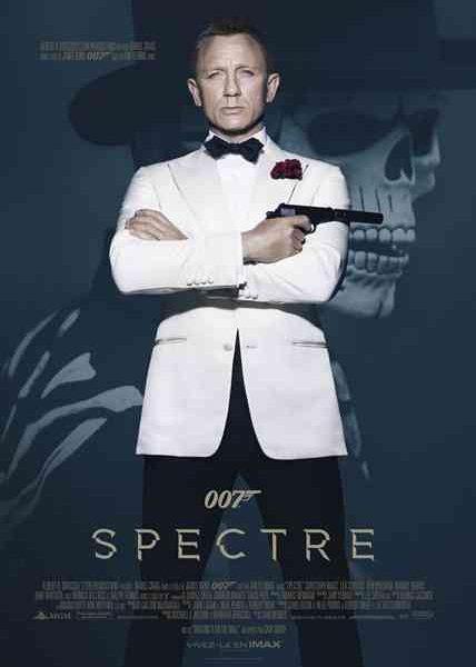 James Bond 24 – Spectre réalisé par Sam Mendes