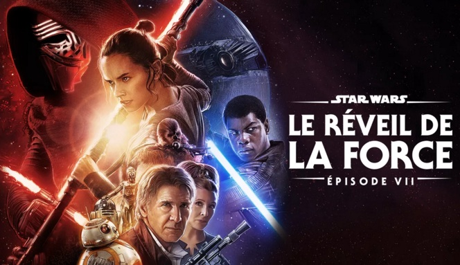 Star Wars – Épisode 7: Le Réveil de La Force réalisé par J.J. Abrams