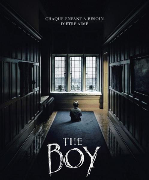 The Boy réalisé par Stacey Menear