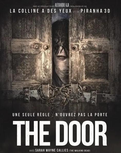 The Door réalisé par Johannes Roberts