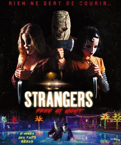 The Strangers : Prey at Night réalisé par Johannes Roberts