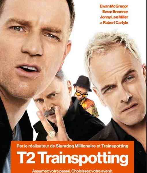 T2 : Trainspotting 2 réalisé par Danny Boyle