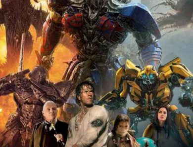 Transformers 5 : The Last Knight réalisé par Michael Bay