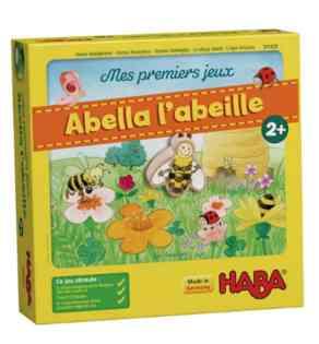 Jeu de société pour les enfants : Abella l'abeille