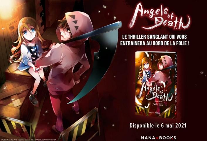 Angels of Death : Laissez la folie vous emporter
