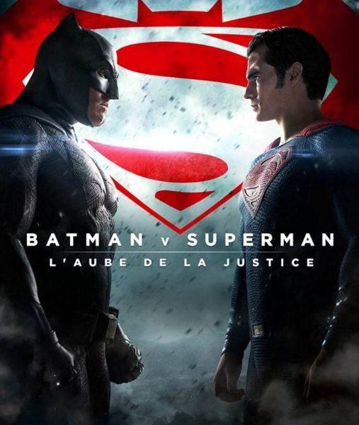 Batman V Superman : L'Aube de la Justice réalisé par Zack Snyder