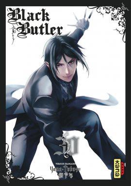 Black Butler – Tome 30 par Yana Toboso