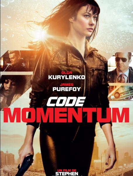 Code Momentum réalisé par Stephen Campanelli