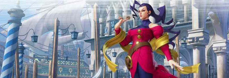 Comme il était prédit, Rose fait son entrée dans Street Fighter V