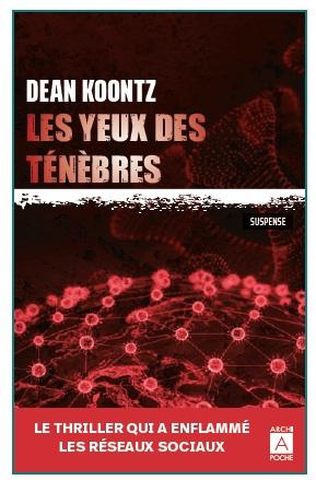 Les yeux des ténèbres écrit par Dean Koontz au format poche