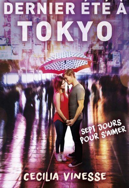 Dernier été à Tokyo écrit par Cecilia Vinesse