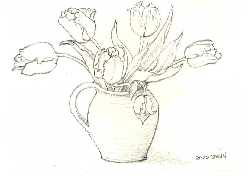 L'attribut alt de cette image est vide, son nom de fichier est Des-fleurs-offertes-par-Satomi-Ichikawa.jpg.