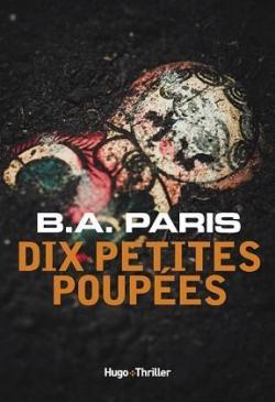 Dix Petites Poupées écrit par B.A. Paris