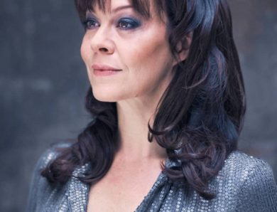 L'actrice Britannique Helen McCrory