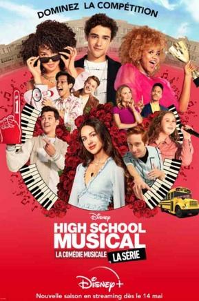 High School Musical – la comédie musicale – la série – Saison 2 sur Disney +