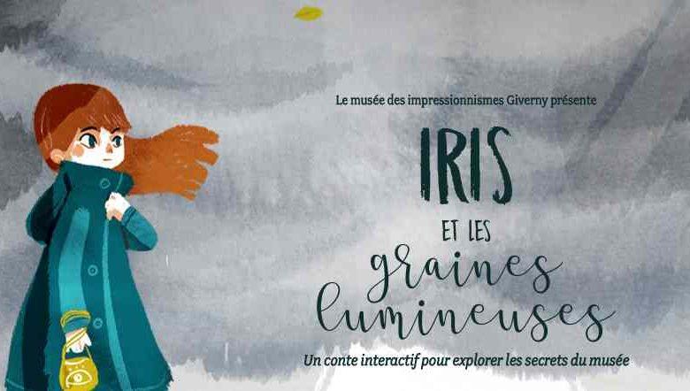 Iris et les graines lumineuses
