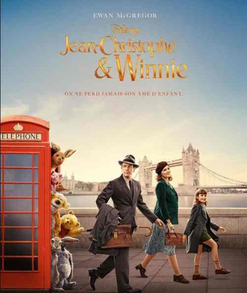 Jean-Christophe et Winnie réalisé par Marc Forster
