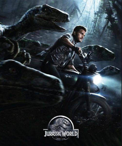 Jurassic World réalisé par Colin Trevorrow