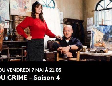 L'Art du Crime saison 4 sur France 2