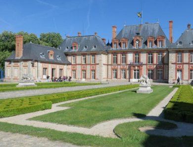 Le Château de Breteuil à Choisel (Yvelines)