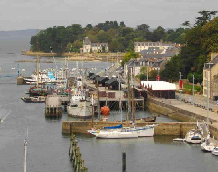 Le Port-Musée de Douarnenez (Finistère)