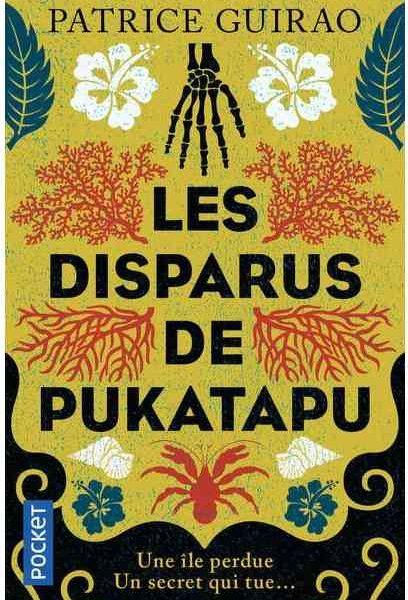 Les Disparus de Pukatapu écrit par Patrice Guirao