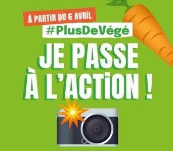 Loi climat : mobilisation des lycéens et lycéennes pour plus de repas végétariens dans les cantines !