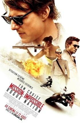 Mission : Impossible – Rogue Nation réalisé par Christopher McQuarrie
