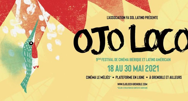 Festival Ojoloco (Grenoble) en ligne du 18 au 30 mai 2021
