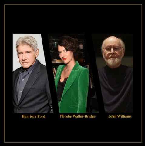 Phoebe Waller-Bridge rejoint le casting du prochain Indiana Jones