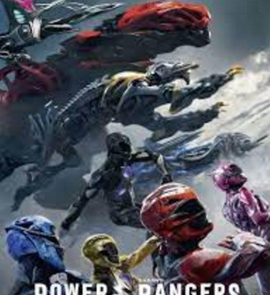 Power Rangers réalisé par Dean Israelite
