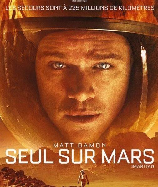 Seul sur Mars  réalisé par Ridley Scott