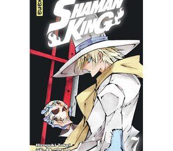 Shaman king Star par Hiroyuki Takei