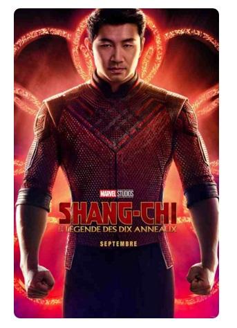 Shang-Chi et la Légende des Dix Anneaux réalisé par Destin Daniel Cretton