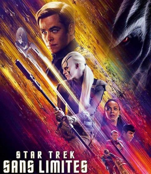 Star Trek Sans limites réalisé par Justin Lin